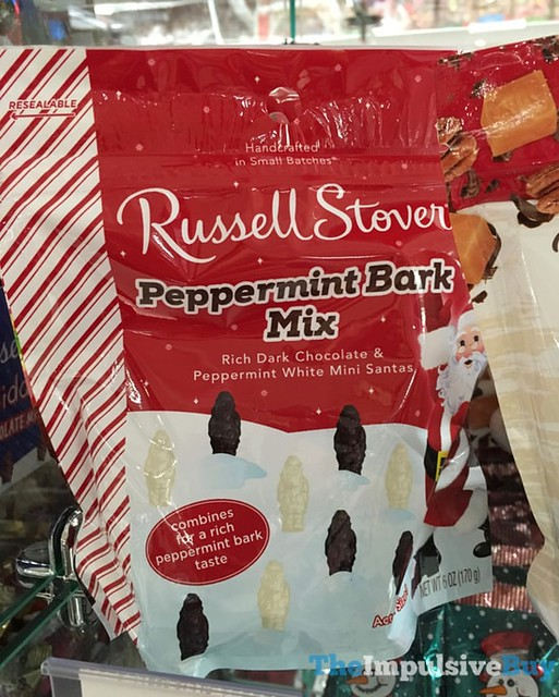 Russell Stover Peppermint Bark Mix