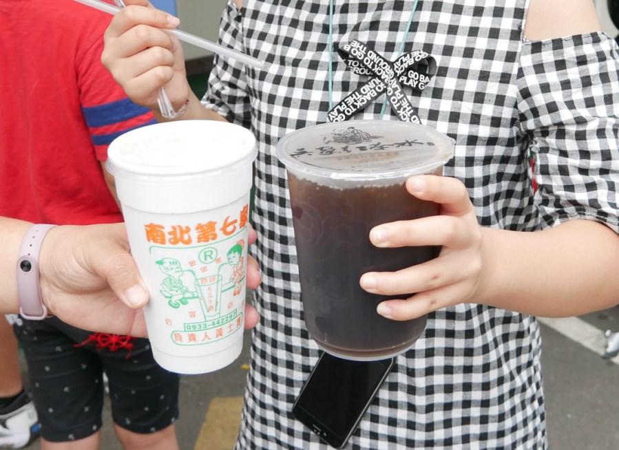 [南投美食]橋頭邊肉圓|台灣百大小吃名店.銅板美食~南北第七家木瓜牛奶、吳記紅茶冰 @VIVIYU小世界