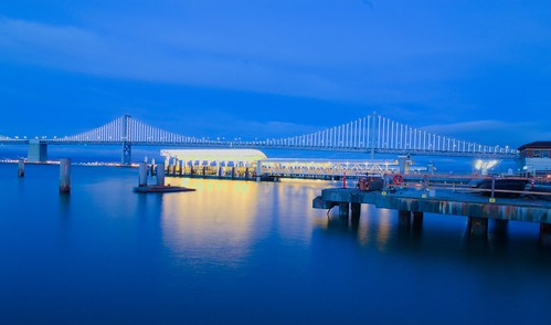 "Oakland Bay Bridge - San Francisco • <a style=""font-size:0.8em;"" href=""http://www.flickr.com/photos/104409572@N02/33979187098/"" target=""_blank"">View on Flickr</a>"