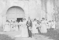 Joseph and Maria Torres Ada, 1909