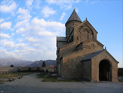 The Svetitskhoveli Cathedral