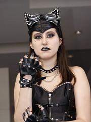 Catwoman (portrait)