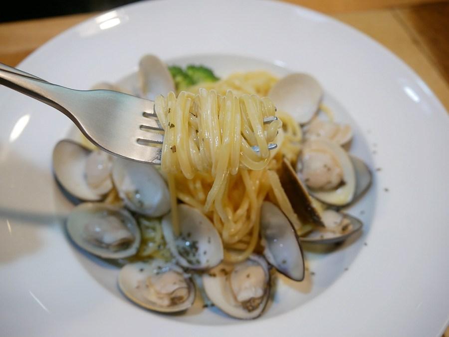 [八德美食]Le piccolo pasta|介壽路上平價義大利麵~最低85元就能吃到奶油培根義大利麵 @VIVIYU小世界