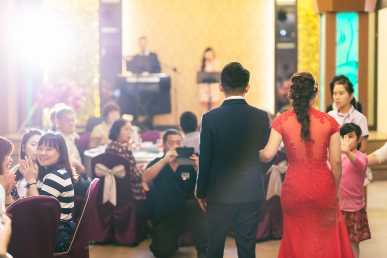 """""""台北推薦台中婚攝,JOE愛攝影,結婚迎娶,宴客紀錄,雲林珍村會館"""