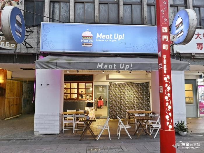 【臺北萬華】Meat Up│少女心爆發浮誇系美食│西門町電影街餐廳 (2020.4更新資訊) – 魚樂分享誌