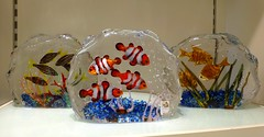 Venice glass fish