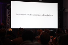 Success is built on compounding failure