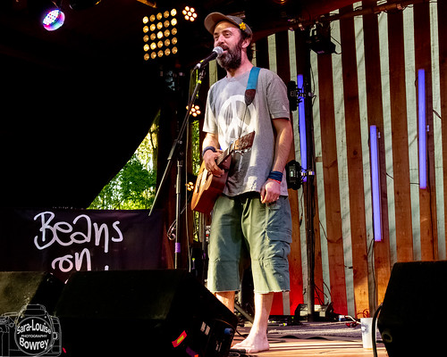 Beans on Toast at Bearded Theory 2019