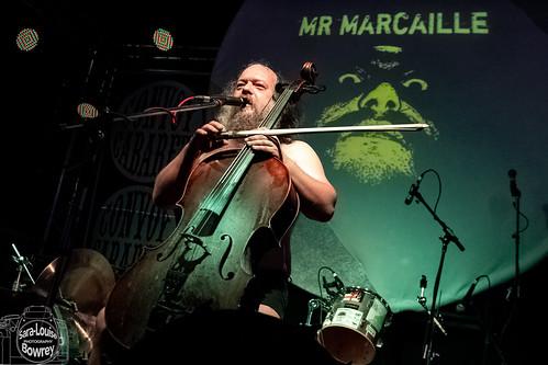 Mr Marcaille