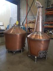 Apollo Bay Distillery600 litre Gin Still