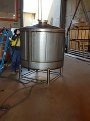 Fermenter 2,400 litre
