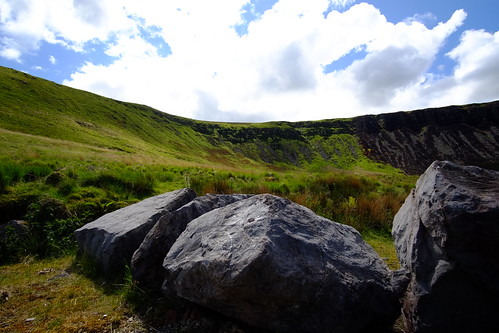 Ogmore Vale, Wales