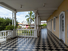 Tahiti, French Polynesia - Mairie de Papeete (Town Hall)