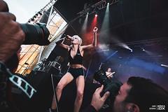 20190608 - Amyl And The Sniffers - Festival NOS Primavera Sound'19 @ Parque da Cidade (Porto)