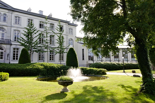 """Bloemendal Castle - Vaals, Netherlands • <a style=""""font-size:0.8em;"""" href=""""http://www.flickr.com/photos/104409572@N02/48072044062/"""" target=""""_blank"""">View on Flickr</a>"""