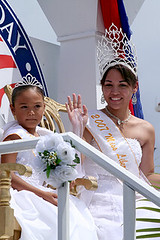 Liberation Day Queen, 2007
