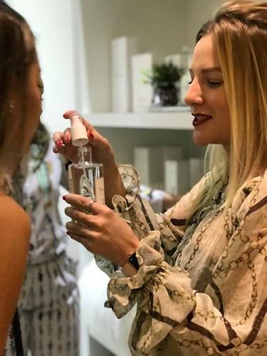 Bárbara Calhau Silva experimenta os aromas de casa