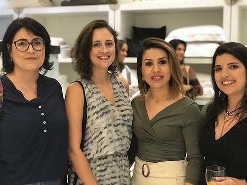Tagiane Cabral, Luíla Damásio, Késia e Raíssa Figueiredo - Cópia