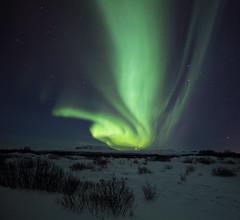 Aurora Borealis- Iceland