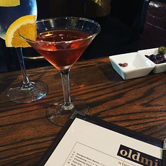 """Having a negroni in celebration of the life of an amazing man who loved people and sharing how they lived with the rest of us ❤️ #anthonybourdainday • <a style=""""font-size:0.8em;"""" href=""""http://www.flickr.com/photos/85938040@N00/48128891067/"""" target=""""_blank"""">View on Flickr</a>"""