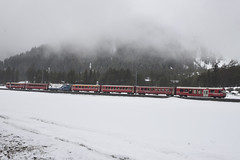 CH RhB 649 Davos- Wolfgang 03-05-2019