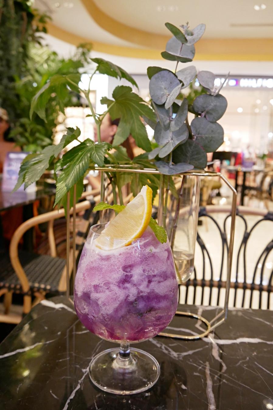 [曼谷美食]泰國知名SPA推出Divana ForRest Cafe 仙氣飄飄森林系貴婦下午茶~Central World百貨2樓 @VIVIYU小世界