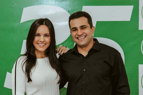 Luíz Filipe e Camila