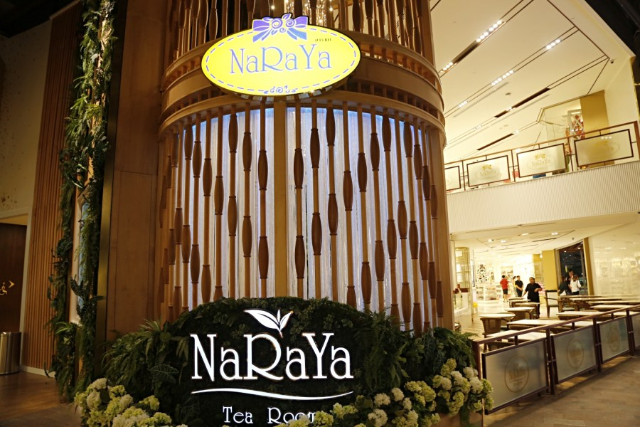 ICONSIAM,NaRaYa,NARAYA Tea Room,曼谷下午茶,曼谷包,曼谷美食,曼谷蜜糖吐司,泰國美食 @VIVIYU小世界