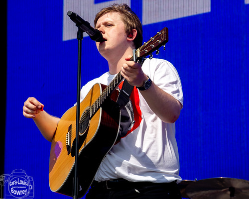 Lewis Capaldi at Glastonbury 2019  Saturday Other Stage