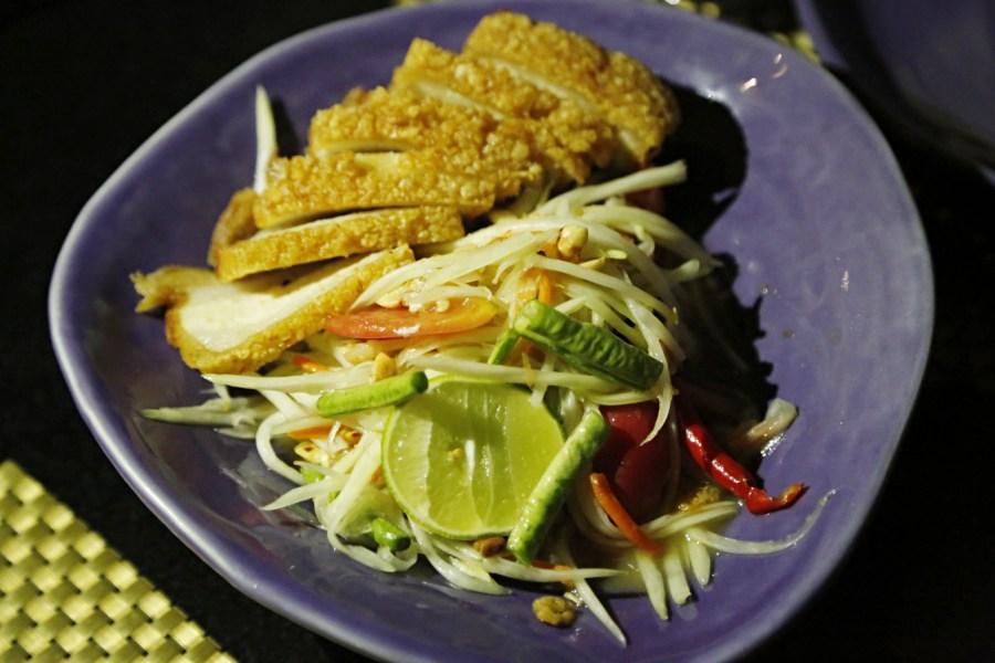 [曼谷美食]Nara Thai Cuisine |泰國最新商場ICONSIAM5樓用餐區~欣賞河岸風光夜景氣氛佳 @VIVIYU小世界