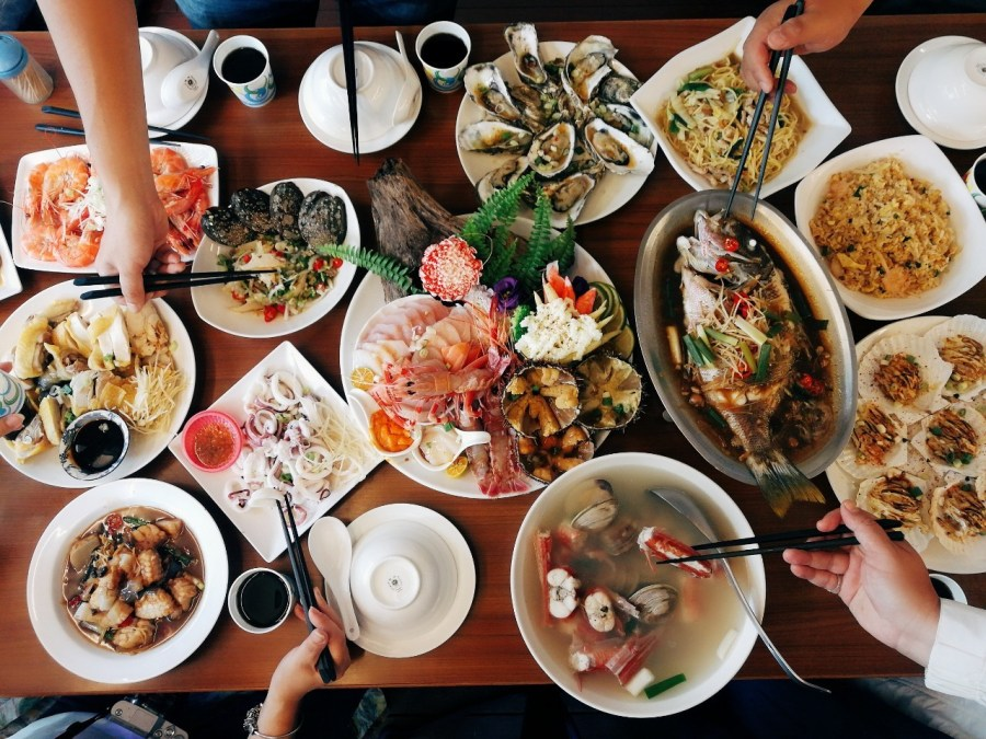 欣欣麵館,海鮮料理,生魚片料理,花蓮市美食,花蓮美食,花蓮餐廳,花蓮麵館,龍蝦 @VIVIYU小世界