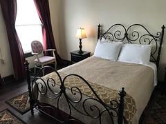 Guest Room at the Hotel Cassadaga