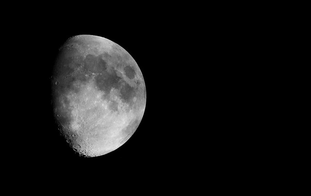 2019/365/192 One Moon, Slightly Used