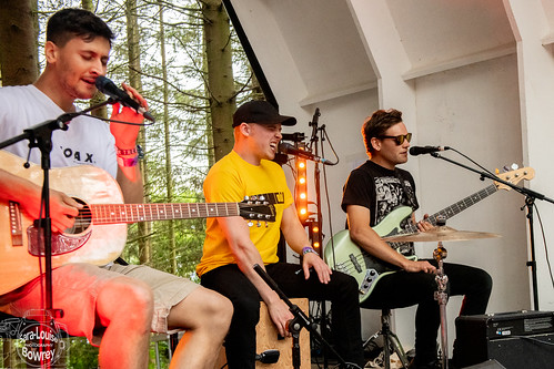 Press to Meco at 2000 Trees 2019 Friday Forest Sessions