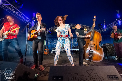 Skinny Lister at 2000 Trees 2019