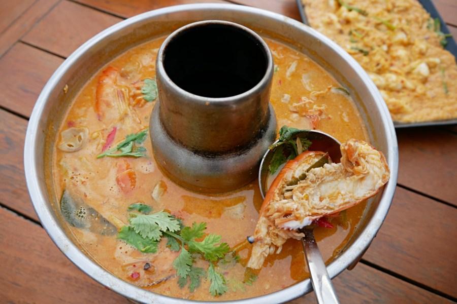 [曼谷美食]瑪哈拉碼頭 上味泰餐館Savoey Thai Restaurent~欣賞昭披耶河落日餐廳.文青小市集 @VIVIYU小世界