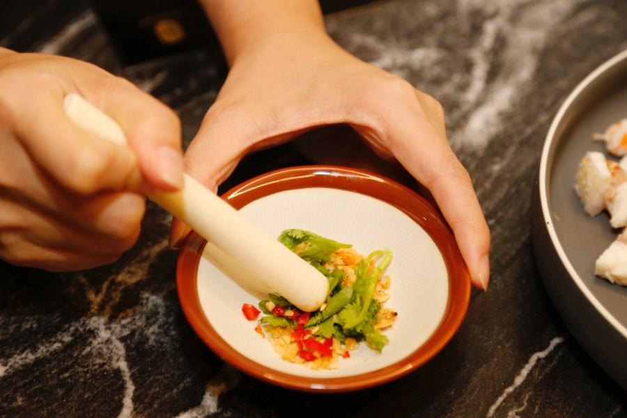 [台北美食]Hi-Q鱻食|藏身在台北京華城後方低調餐廳~慶開幕推出149元享漾采活顏貴妃餐、清檸香茅仙女餐 @VIVIYU小世界