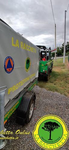 La racchetta associazione onlus antincendio boschivo e for Mobilia san salvatore