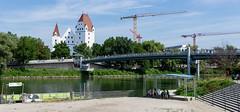 Ingolstadt Skyline