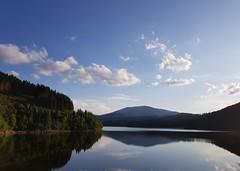 Varful lui Patru de lacul Oasa