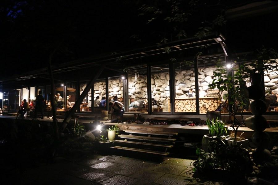 [花蓮美食]月廬食堂|欣賞鳳林夜景最佳之處~環遊世界的老闆重開月廬梅子雞囉! @VIVIYU小世界