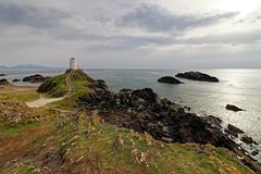 The Lighthouse at Ynys Llanddwyn