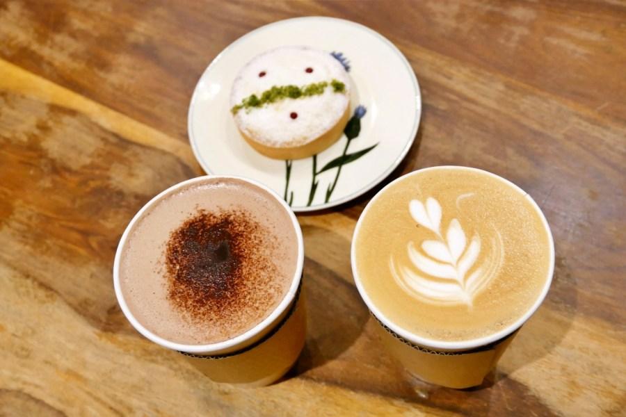 [桃園美食]燊咖啡.重新裝潢試營運中~中正藝文特區附近咖啡館.文青風格.甜點樸實美味 @VIVIYU小世界