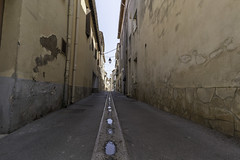 Another side street in Méze.