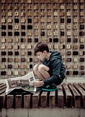 Paperboy (colour version)