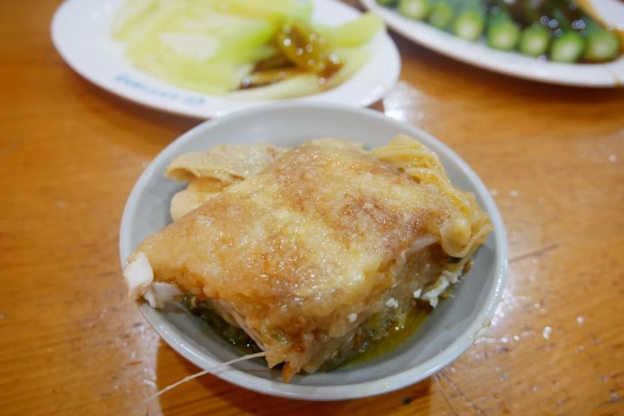 [嘉義美食]林聰明砂鍋魚頭|嘉義名店小吃~大頭鰱魚與沙茶菜鍋的香濃美味.推薦火雞肉飯 @VIVIYU小世界