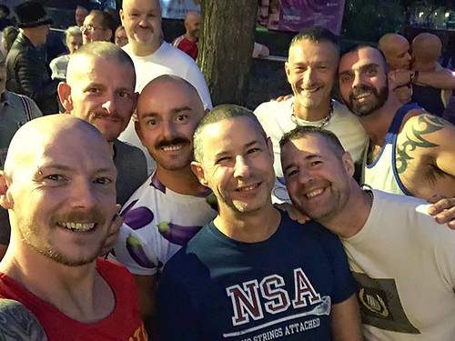 Today is all about...let Manchester Pride begin