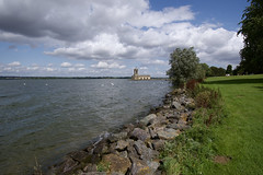 Rutland Water and Normanton Church