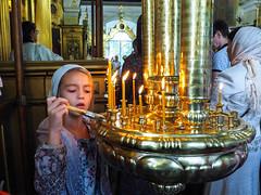 Богослужение недели 10-й по Пятидесятницы