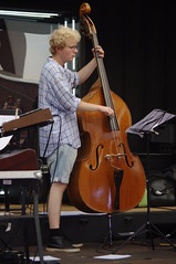 "Lina Knörr Quintett / Luca Müller, double bass • <a style=""font-size:0.8em;"" href=""http://www.flickr.com/photos/40121221@N04/48631024456/"" target=""_blank"">View on Flickr</a>"